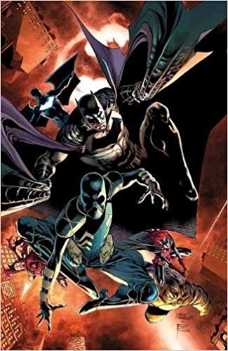 Batman: Detective Comics Vol 3-League of Shadows (Rebirth)