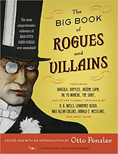 Big Book of Rogues and Villains