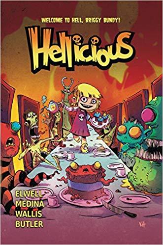 Hellicious TP Vol 1