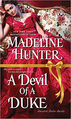 Book Giveaway of A Devil of a Duke