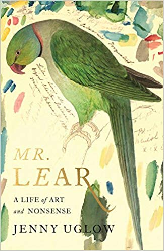 Book Giveaway of Mr. Lear: A Life of Art and Nonsense
