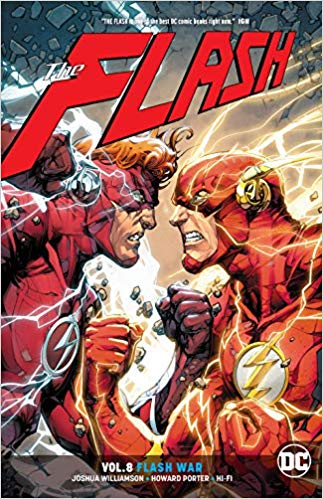 The Flash Vol 8: Flash War