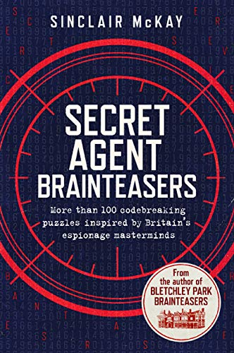 Secret Agent Brainteasers