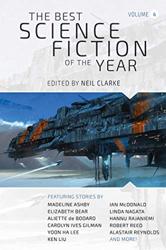 Best Science Fiction of the Year Volume 4
