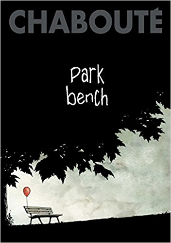 Park Bench cover pic