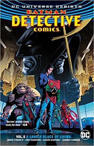 Batman Detective Comics Vol 5