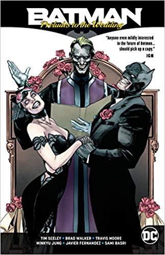 Batman: Preludes to the Wedding