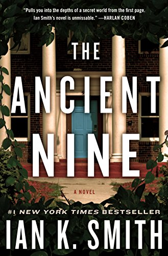 Book Giveaway of the Ancient Nine