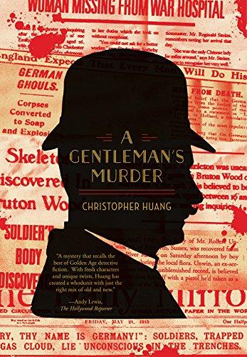 Book Giveaway of Gentleman's Murder