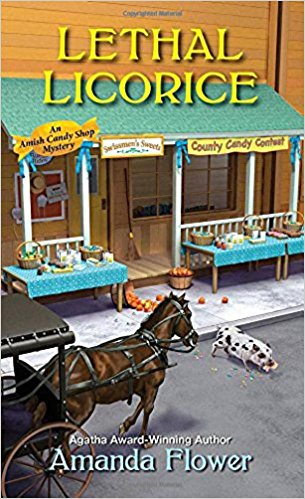 Book Giveaway of Lethal Licorice