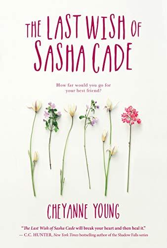 Book Giveaway of the Last Wish of Sasha Cade