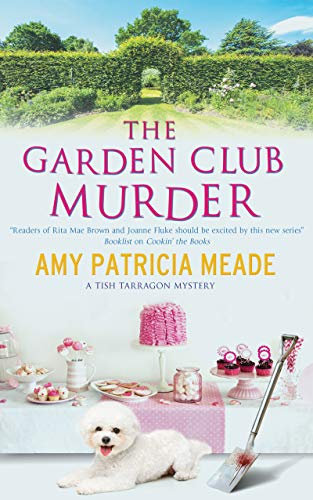 Garden Club Murder Book Blog Tour
