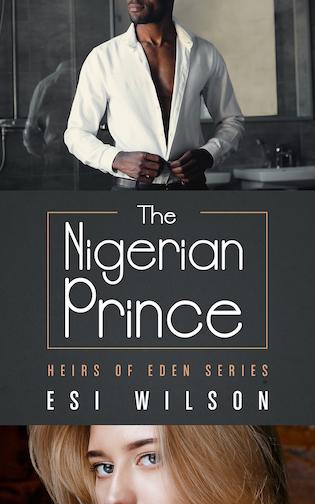 Nigerian Prince Book Blitz